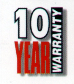 IGU 10 Year Warranty
